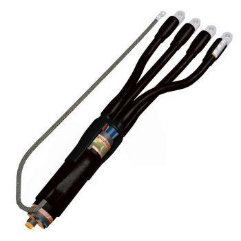 Муфта кабельная концевая внутр. и наруж. установки 1кВ 4ПКВНтпБ-в-10/25 с наконеч. Подольск 4pkvntpbvx010x25