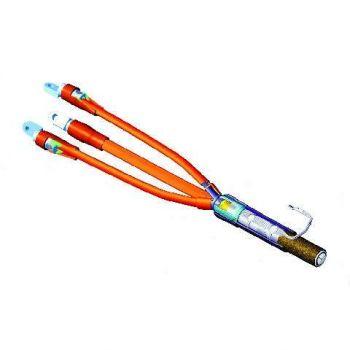 Муфта кабельная концевая внутр. установки 10кВ 3КВТП-10-70/120 с наконеч. Подольск kvtpx10x070x120